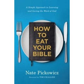 How to Eat Your Bible (Nate Pickowicz), Paperback