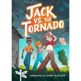 Tree Street Kids #1: Jack vs. the Tornado (Amanda Cleary Eastep), Paperback