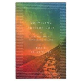 Surviving Suicide Loss (Rita A. Schulte), Paperback