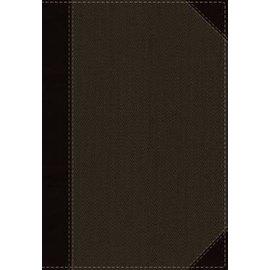 NKJV Cultural Backgrounds Study Bible, Brown Leathersoft