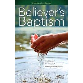 Believers' Baptism Pamphlet