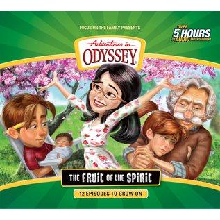 Audiobook: Adventures in Odyssey: The Fruit of the Spirit