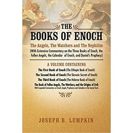 The Books of Enoch (Joseph B. Lumpkin), Paperback