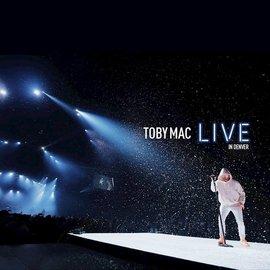 CD - Live in Denver (Toby Mac)