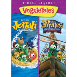 DVD - Veggie Tales: Jonah/The Pirates Who Don't Do Anything