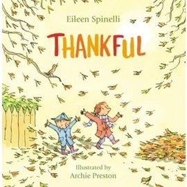 Thankful (Eileen Spinelli), Board Book