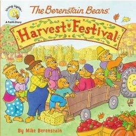 The Berenstain Bears' Harvest Festival (Mike Berenstain), Paperback