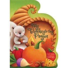 My Thanksgiving Prayer (Crystal Bowman), Hardcover