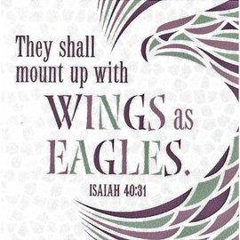 Magnet - Wings as Eagles