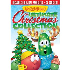 DVD - Veggie Tales: The Ultimate Christmas Collection