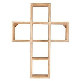 """Shelf Cross, 18"""""""