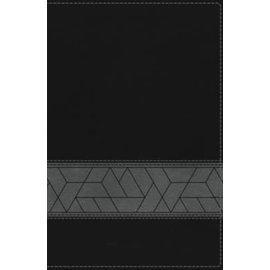 NIV Storyline Bible, Black Leathersoft, Indexed