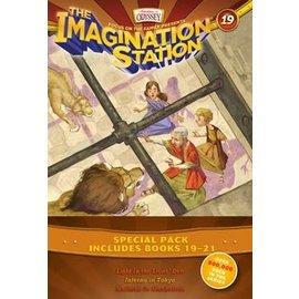 Imagination Station  #19-21 (Marianne Hering), Paperback