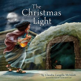 The Christmas Light (Claudia Cangilla McAdam), Hardcover