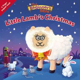 The Beginner's Bible: Little Lamb's Christmas, A Finger Puppet Board Book