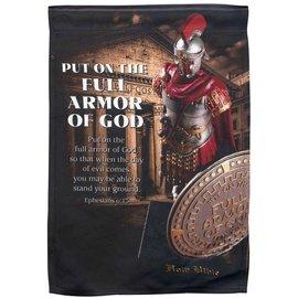 Garden Flag - Armor of God