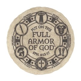 Wall Art Stepping Stone - Full Armor of God