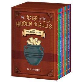 The Secret of the Hidden Scrolls Complete Series