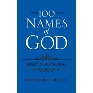 100 Names of God, Daily Devotional (Christopher D. Hudson), Imitation Leather