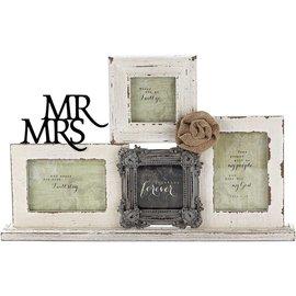 Tabletop Frame - Together Forever, Mr. & Mrs.