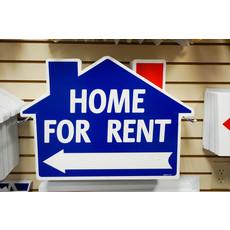 Home For Rent Di-Cut