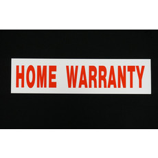 Home Warranty 6 x 24