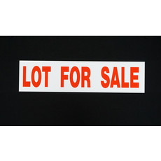 Lot For Sale 6 x 24