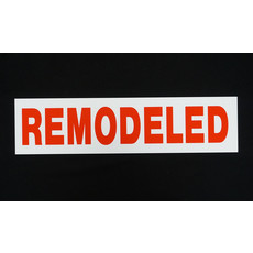 Remodeled  or Newly Remodeled 6 x 24