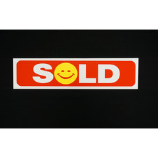 Sold Smile 6 x 24
