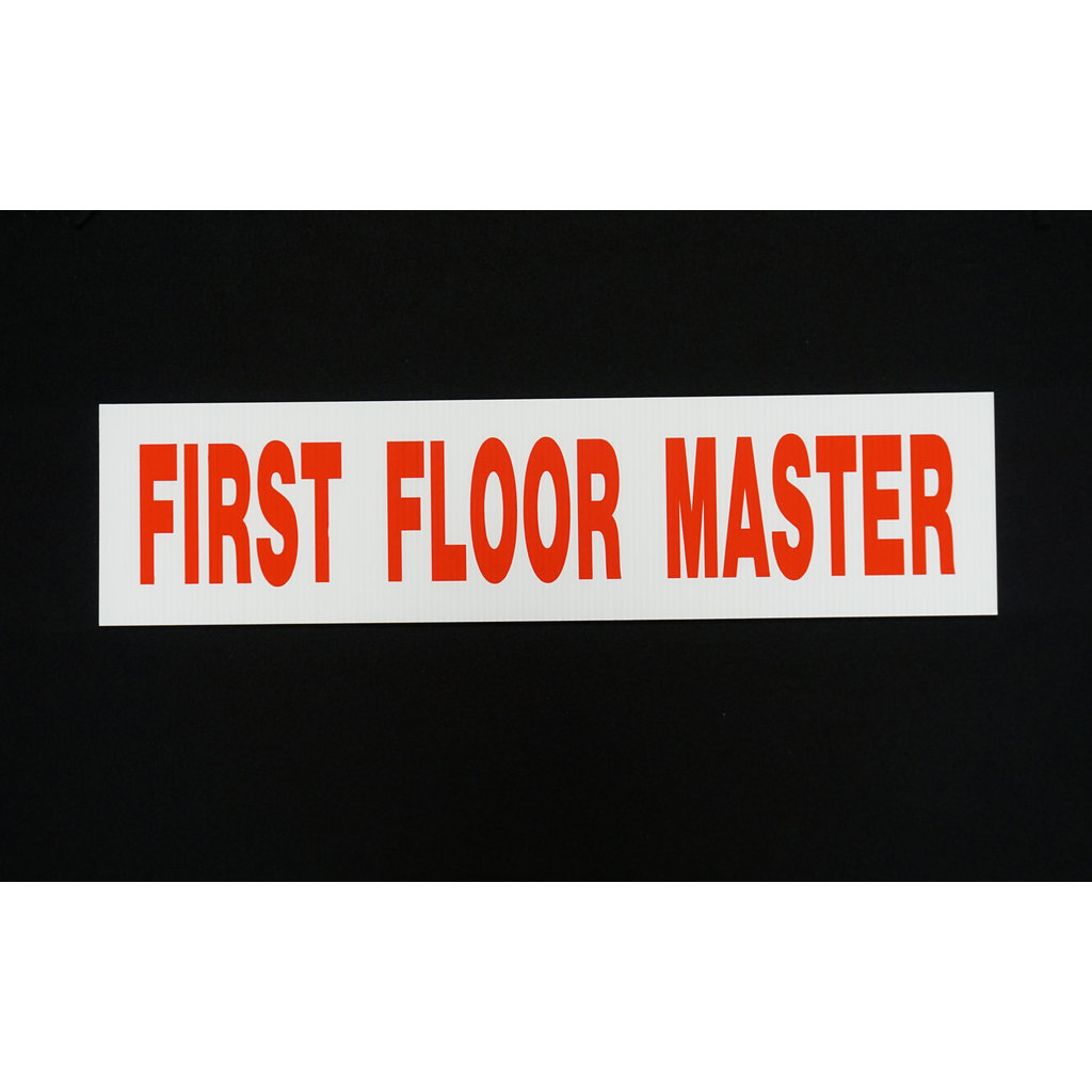First Floor Master 6 x 24