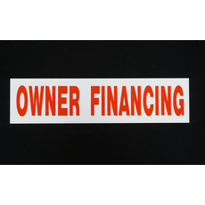 Owner Financing 6 x 24