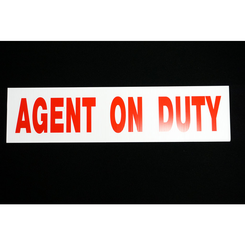 Agent on Duty 6 x 24