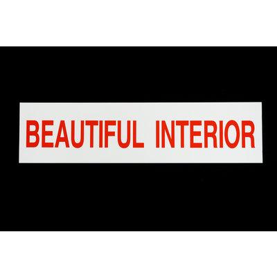 Beautiful Interior 6 x 24