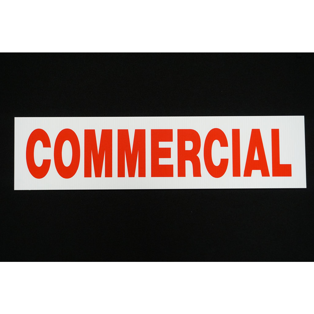 Commercial 6 x 24