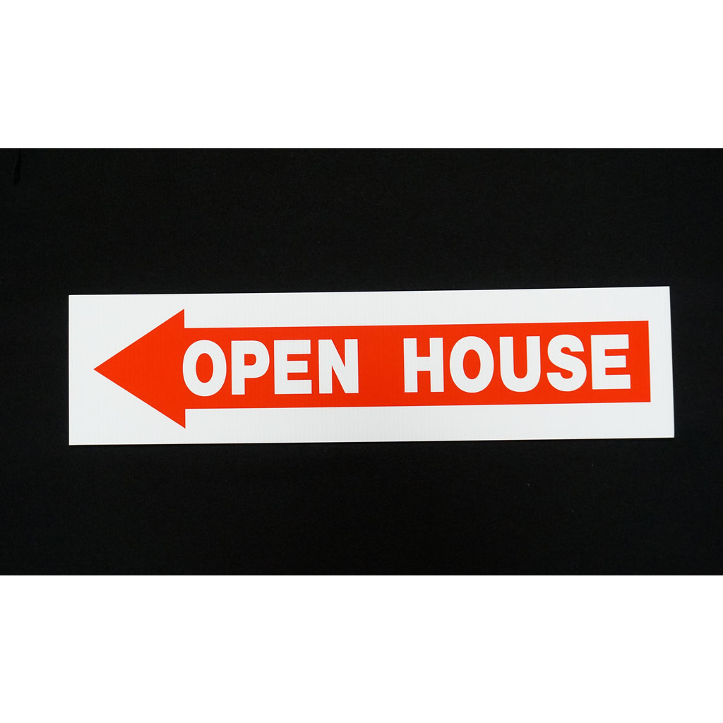 Open House >>>  6 x 24