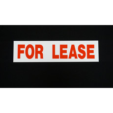 For Lease 6 x 24
