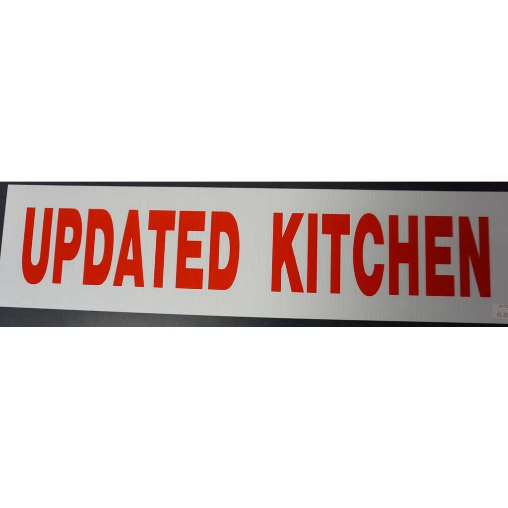 Updated/ kitchen 6x24