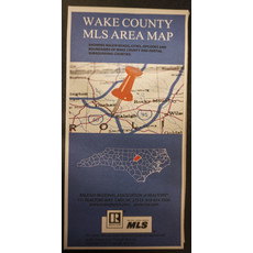 Wake County MLS Map