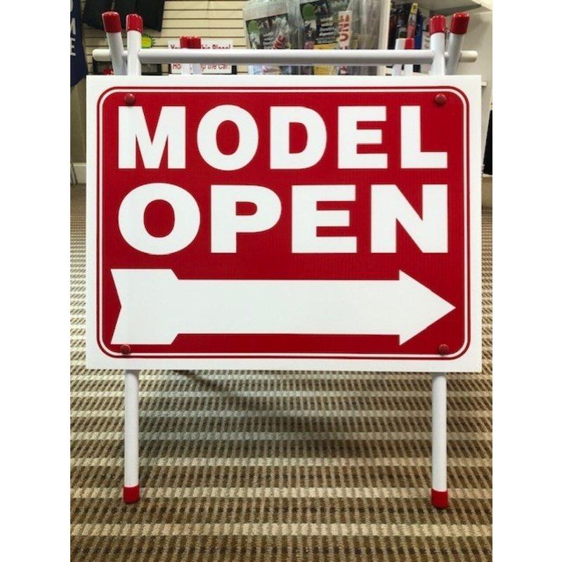 Model Open Light A-Frame
