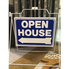 Open House A-Frame Metal