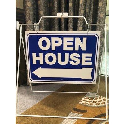 Open House A-Frame Metal