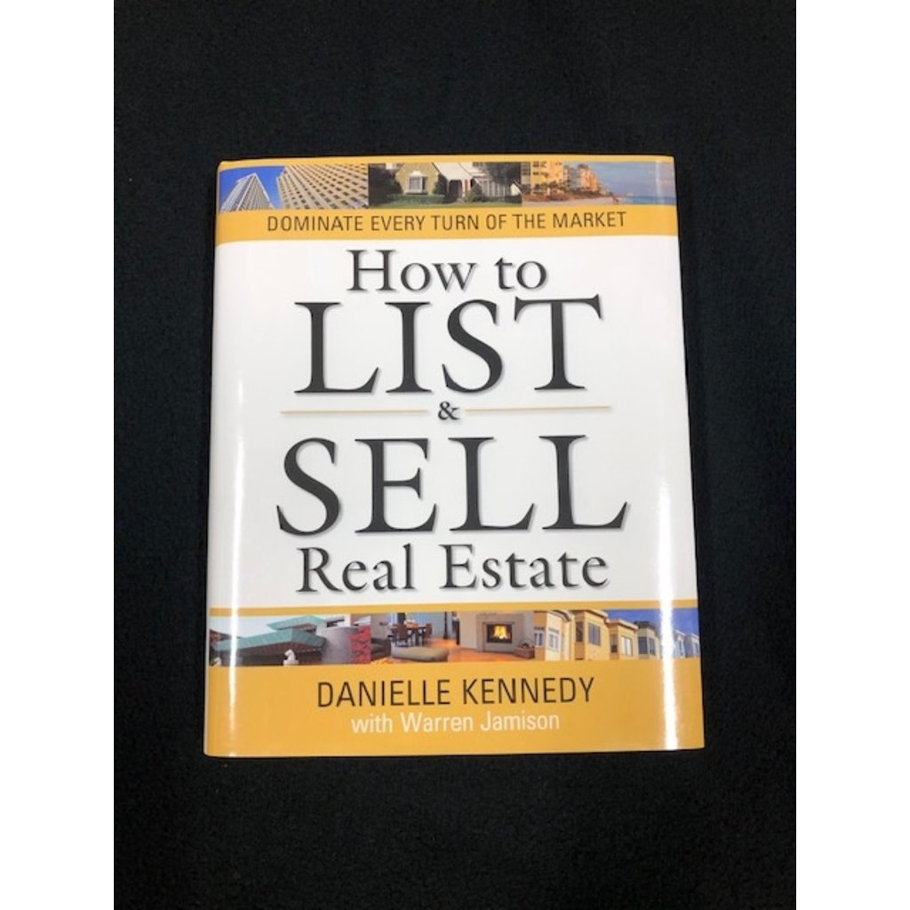 How to List & Sell Real Estate