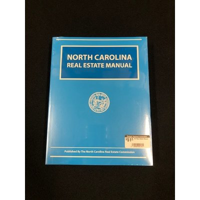 NC Real Estate Manual