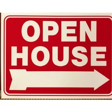 Open House 18 x 24