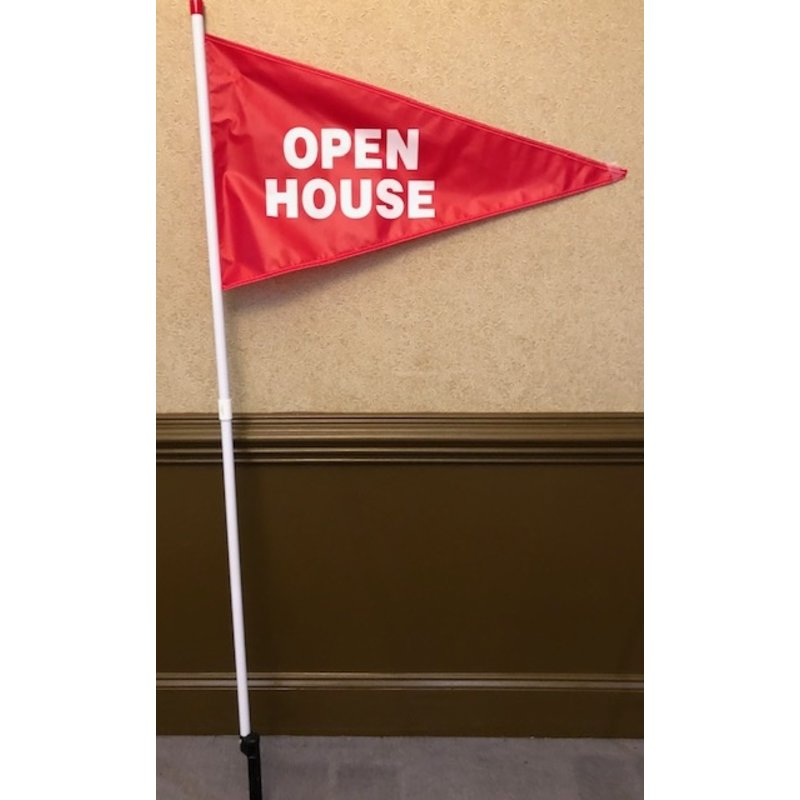 Flag & Pole PVC