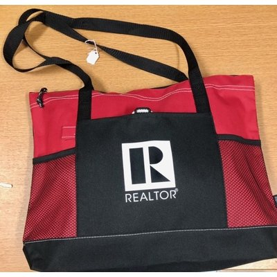 R/Logo Tote/Small Colored