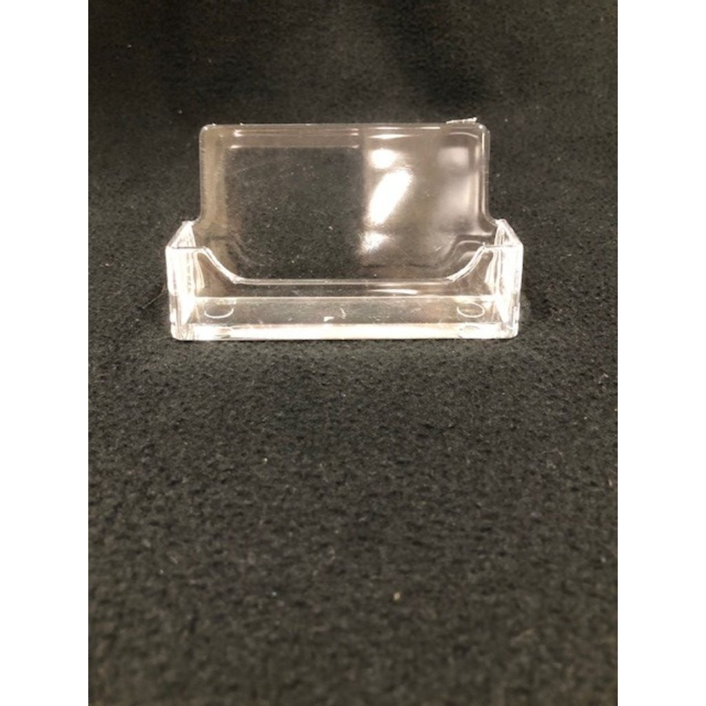 Business Card Holder Stand