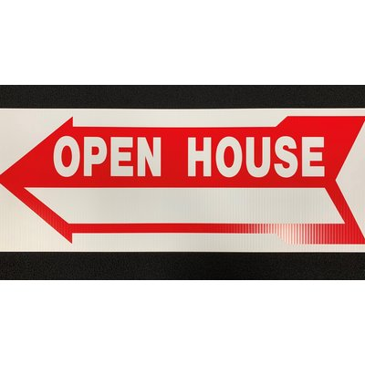 Open House 9 x 24 Corrugated