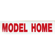 Model Home 6 x 24