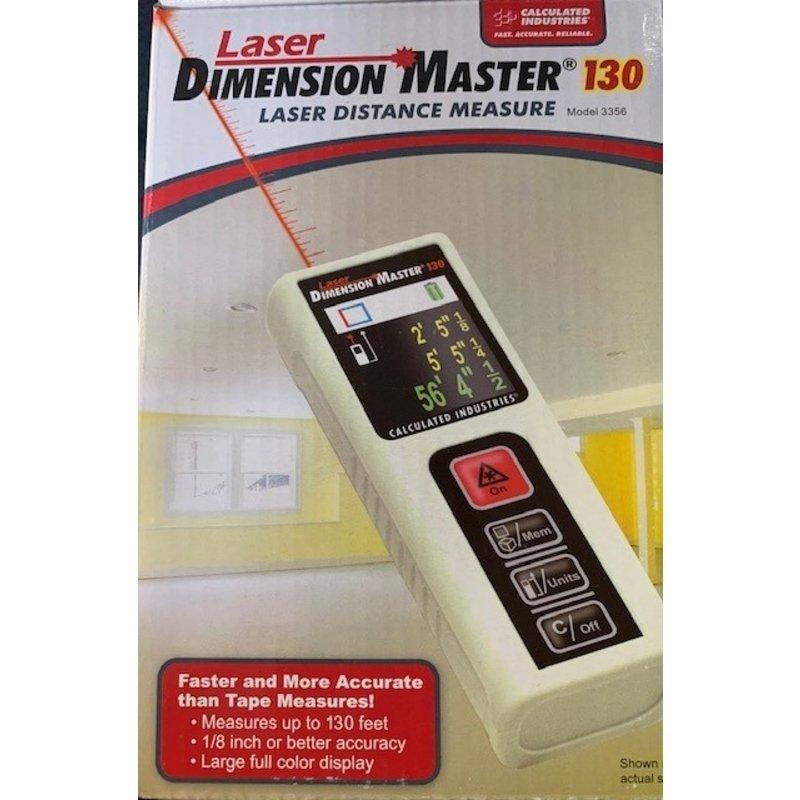 Measure  Laser Dimension 130